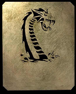 Dragon Gobo